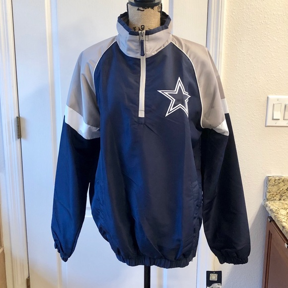 sports shoes 7d991 64744 NWT Nike NFL Dallas Cowboys Jacket Men Size Small Boutique
